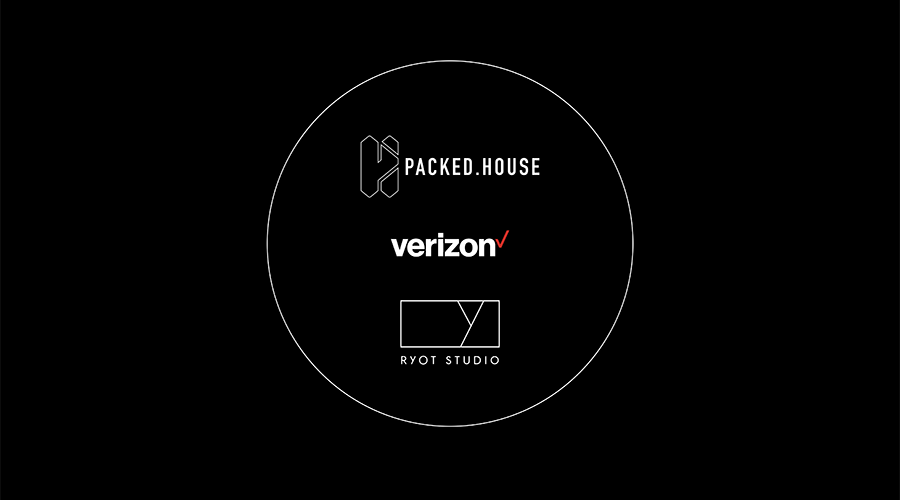 Packed.House partners with Verizon Media's RYOT Studio
